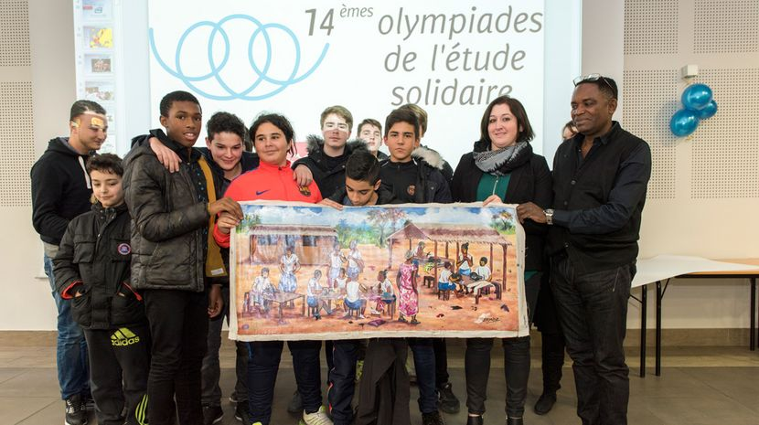 Les Olympiades solidaires